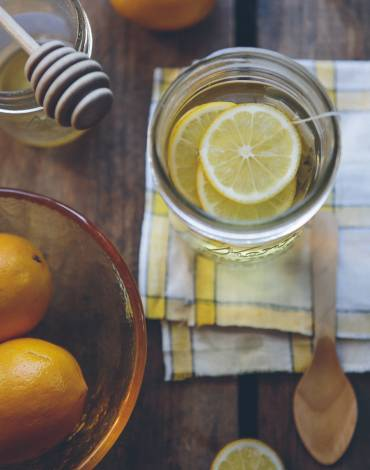 Treating Cough with Natural Honey Recipe